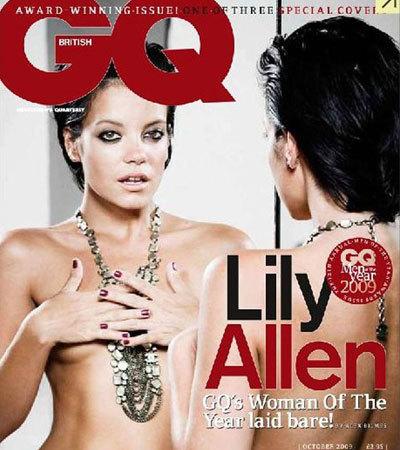 Lily Allen se destapa en GQ