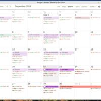 Haz tu Google Calendar más bonito y ejecútalo como una aplicación de escritorio