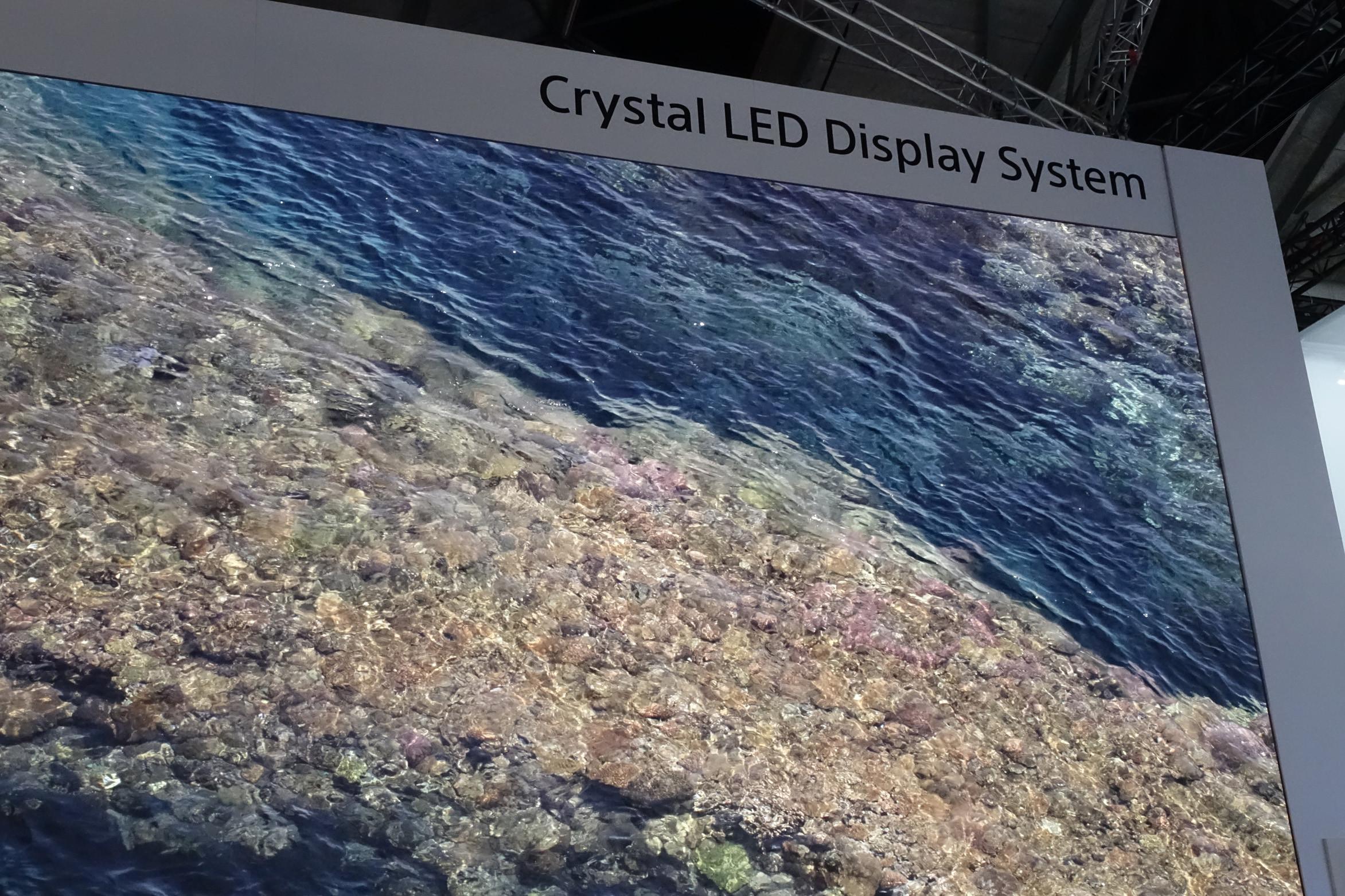 Foto de Sony Crystal LED (7/25)