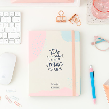 Agenda Clasica 2020 Mr Wonderful 2