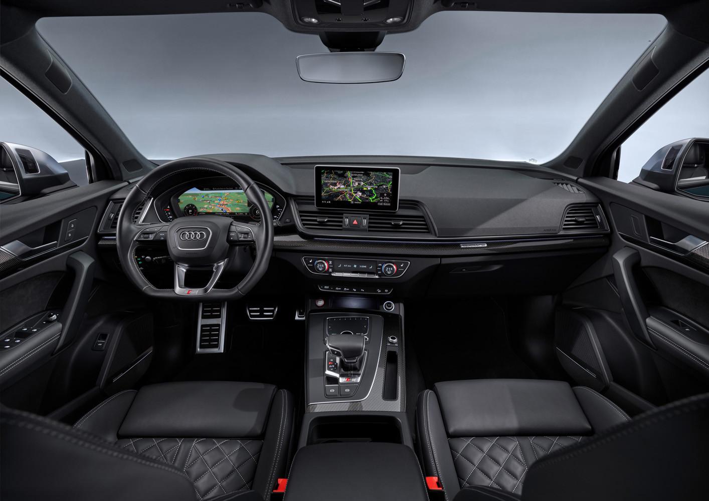 Foto de Audi SQ5 TDI 2019 (8/19)