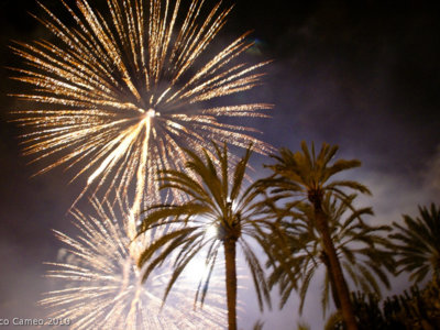 La Nit de l'Albà o Noche de la Alborada: hoy es el espectacular inicio de las fiestas de Elche