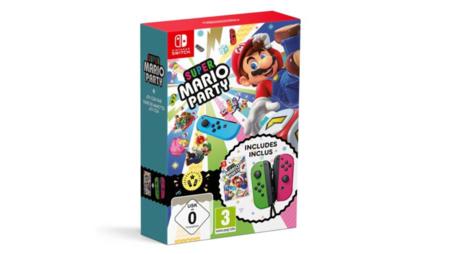 Joy Con Mario party
