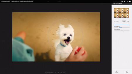 Google Plus se pone las pilas de nuevo con las fotografías pero solo en Chrome