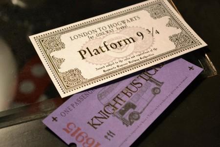 tickets para hogwarts