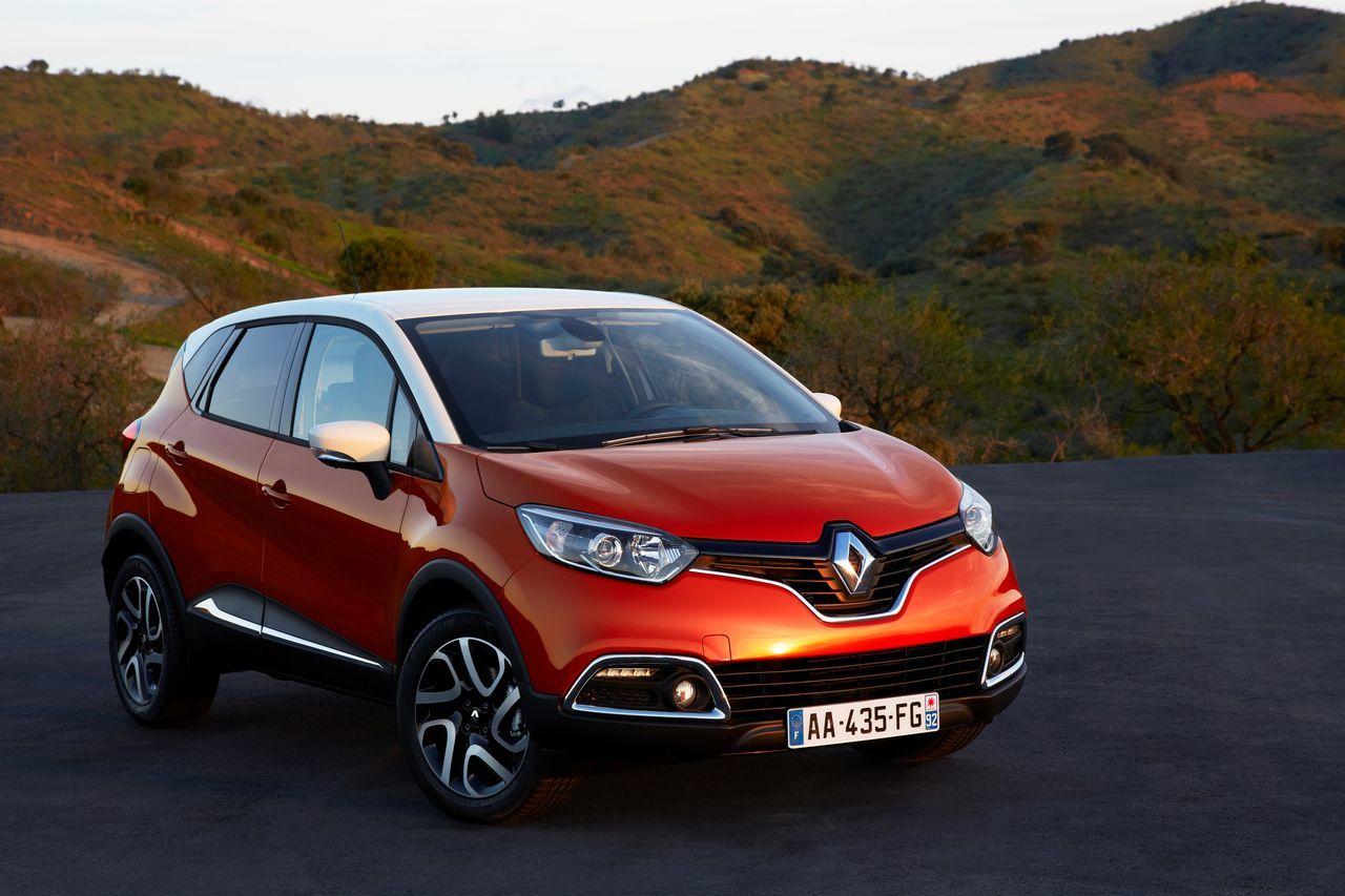 Foto de Renault Captur (5/16)