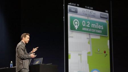 Apple Maps Scott Forstall