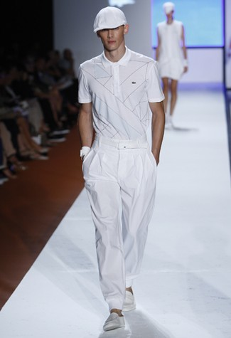 Foto de Lacoste, Primavera-Verano 2011 en la Semana de la Moda de Nueva York (5/14)