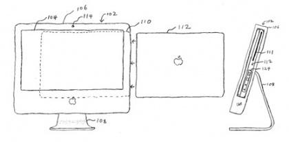 Nueva patente de Apple: ¿'Docking Station' para trabajar con el portátil en casa?