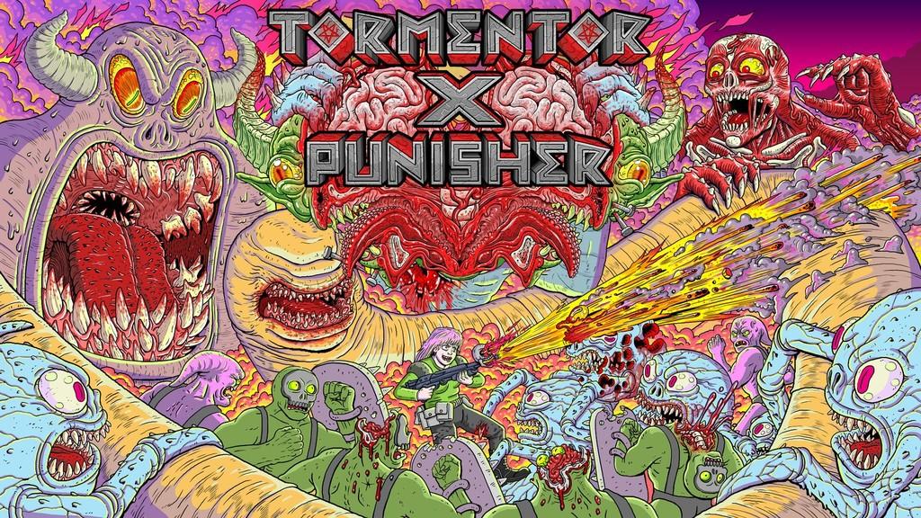 Tormentor X Punisher ni es un castigo ni es un tormento, es la receta más intensa, visceral y demoníaca contra el maldito aburrimiento