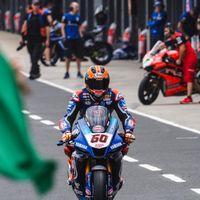 Michael van der Mark correrá la próxima temporada con BMW en el mundial de Superbikes