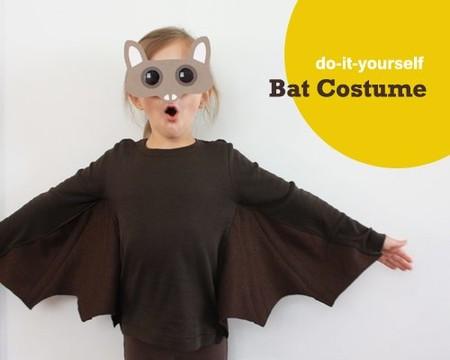 Disfraz Halloween Facil Barato Murcielago 1