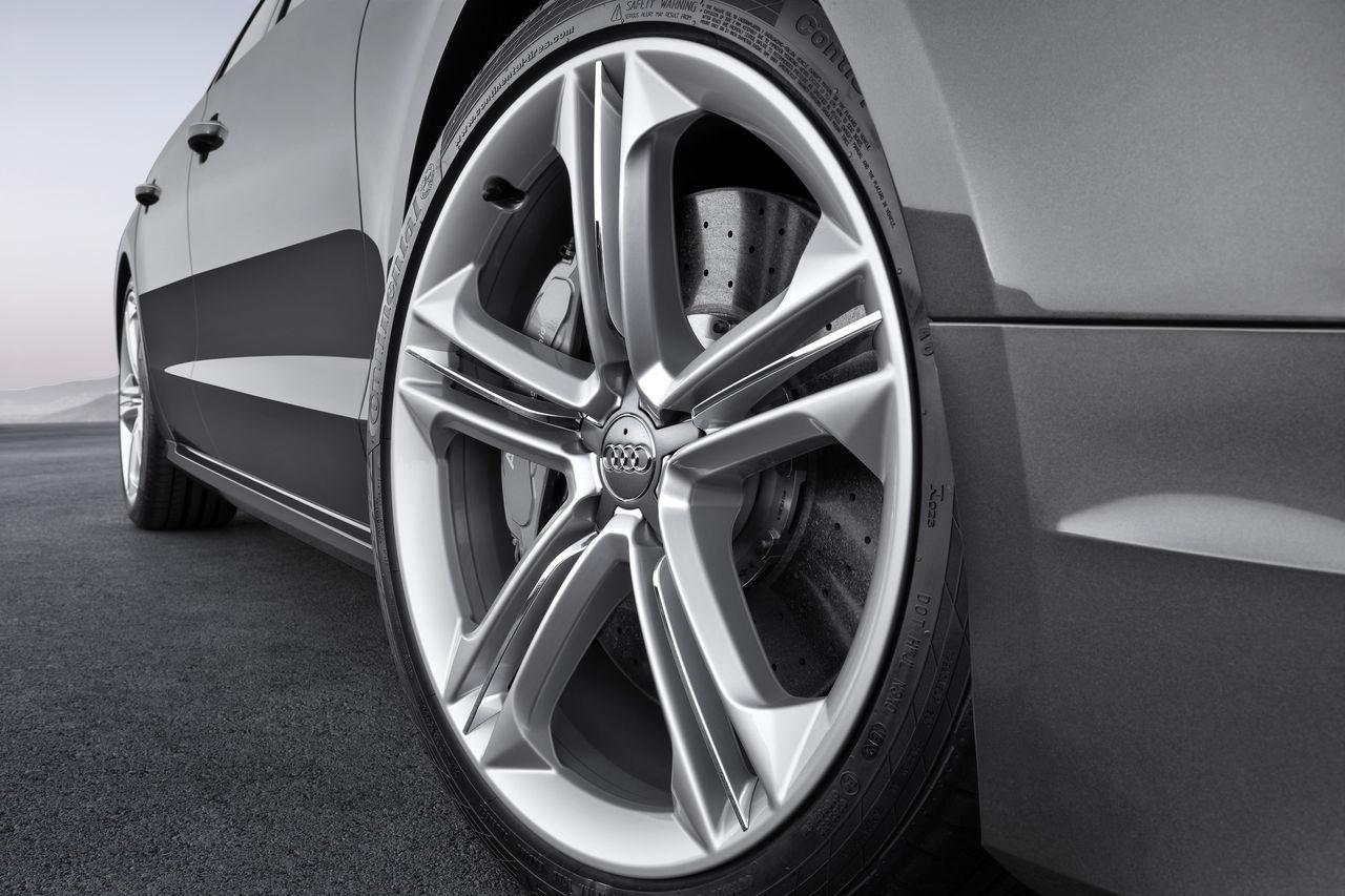 Foto de Audi A8 2013 (55/67)