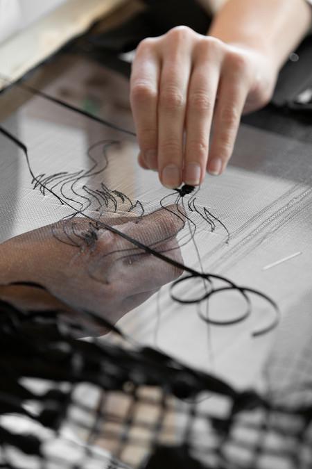Dior Haute Couture Autumn Winter 2019 2020 Savoir Faire Look 13 4