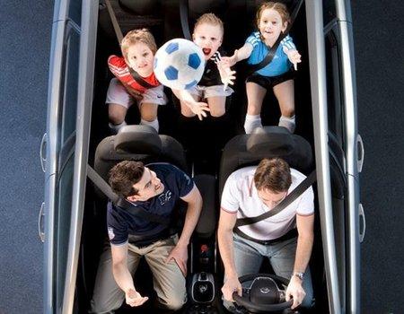 Finaliza el Club Opel Meriva en Bebés y más: viajar en coche con niños