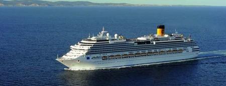 Crucero de cinco días  en el Costa Favolosa visitando Italia y Francia por 125 euros + tasas gracias a Logitravel