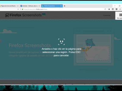 Ya está disponible Firefox 56 con algunas de las funciones de Firefox Quantum