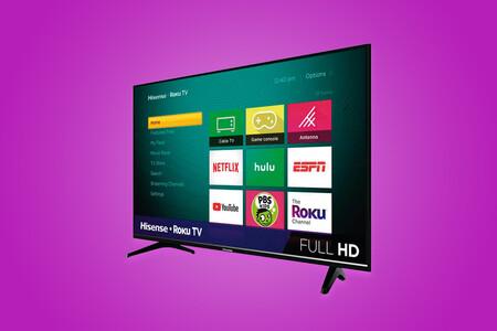 Smart TV Hisense de 40 pulgadas en Walmart por 4,699 pesos: FHD y Roku TV con las ofertas de los Hot Days 2021