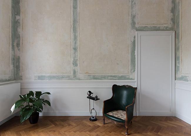 Mamout Auxau Renovation Apartment Brussels Townhouse Belgium 10