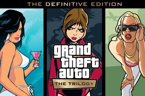 Grand Theft Auto: The Trilogy – The Definitive Edition ya tiene tráiler gameplay, fecha de lanzamiento y requisitos de sistema