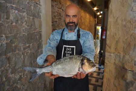 Jose Luis Camacho Chef De Zascandil