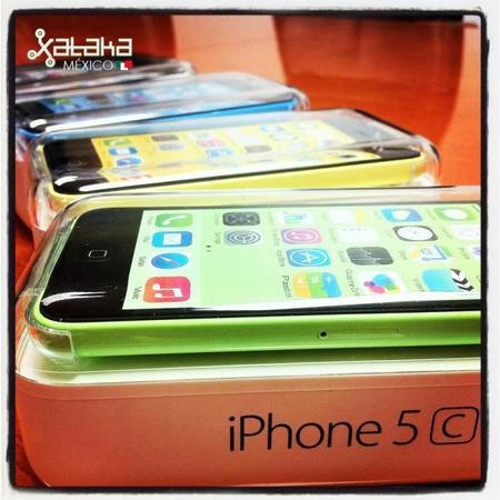 EXCLUSIVA: iPhone 5C de 8 GB llega a México con Telcel