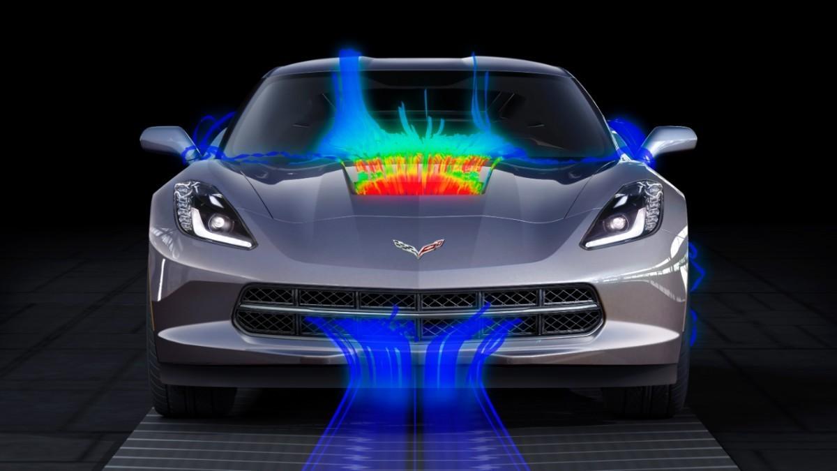 Foto de 2014 Chevrolet Corvette Stingray (10/43)