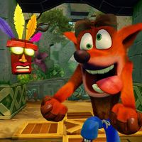 Así es Crash Tripsanity, una impresionante secuela de Crash Bandicoot que ha creado un usuario en Dreams