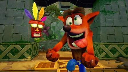 Así es Crash Tripsanity, una impresionante secuela de Crash Bandicoot que ha creado un usuario en Dreams