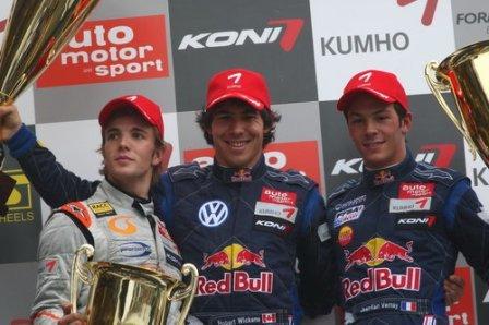 Dani Clos acaricia la victoria en Le Mans