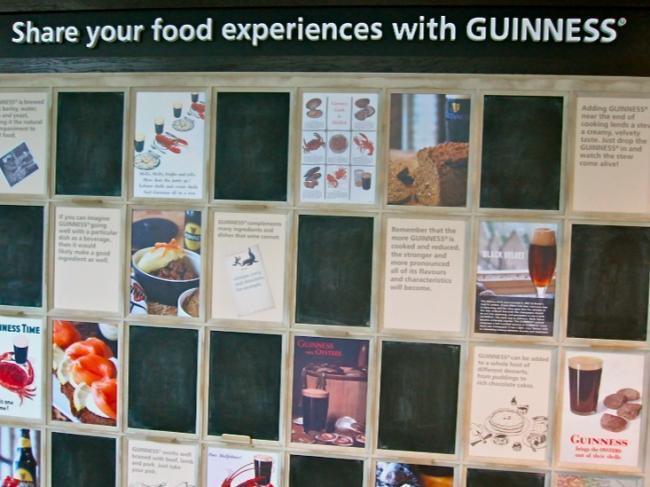 Recetas con Guinness