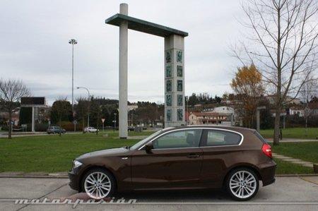 BMW 118d, prueba (equipamiento, versiones y seguridad)