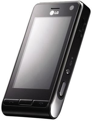 LG U990, más datos