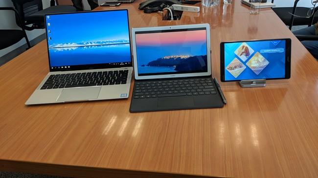Matebook X Pro llegará a México, Huawei también quiere competir en el mercado de los portátiles