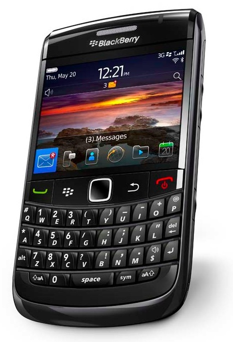 Foto de Blackberry Bold 9780 (1/4)