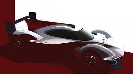 Porsche Wec Lmdh 2023