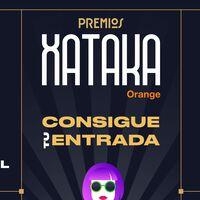 Premios Xataka Orange 2021: cómo conseguir tu entrada para la gala