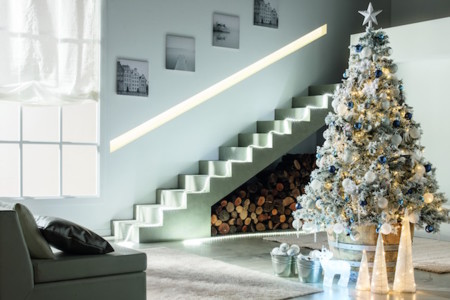 Tendencias en Navidad: déjate conquistar por la naturaleza y la nieve