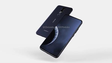 El Nokia 6.2 se filtra con Snapdragon 632 y agujero en la pantalla