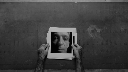 La línea de sombra, un documental sobre la figura de Alberto García Alix