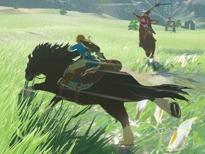 The Legend of Zelda: Breath of the Wild: los combates a caballo o los puzles de las mazmorras en su nuevo gameplay