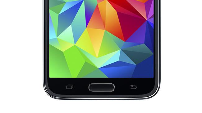 Galaxy S5 botones