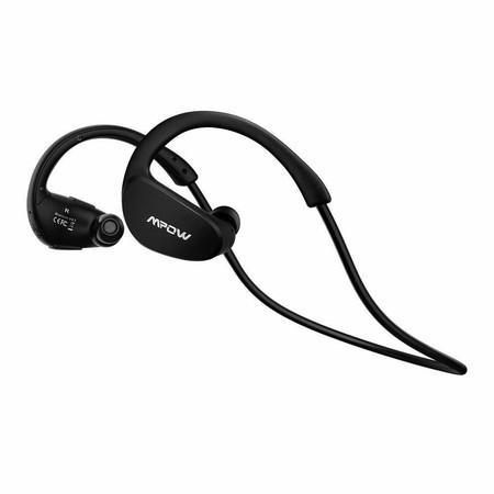 b1837c64919 Otro modelo popular dentro de los auriculares más trotones son los Mpow  Cheetah (19,99 euros en Amazon), unos cascos que se fijan a la parte  posterior de la ...