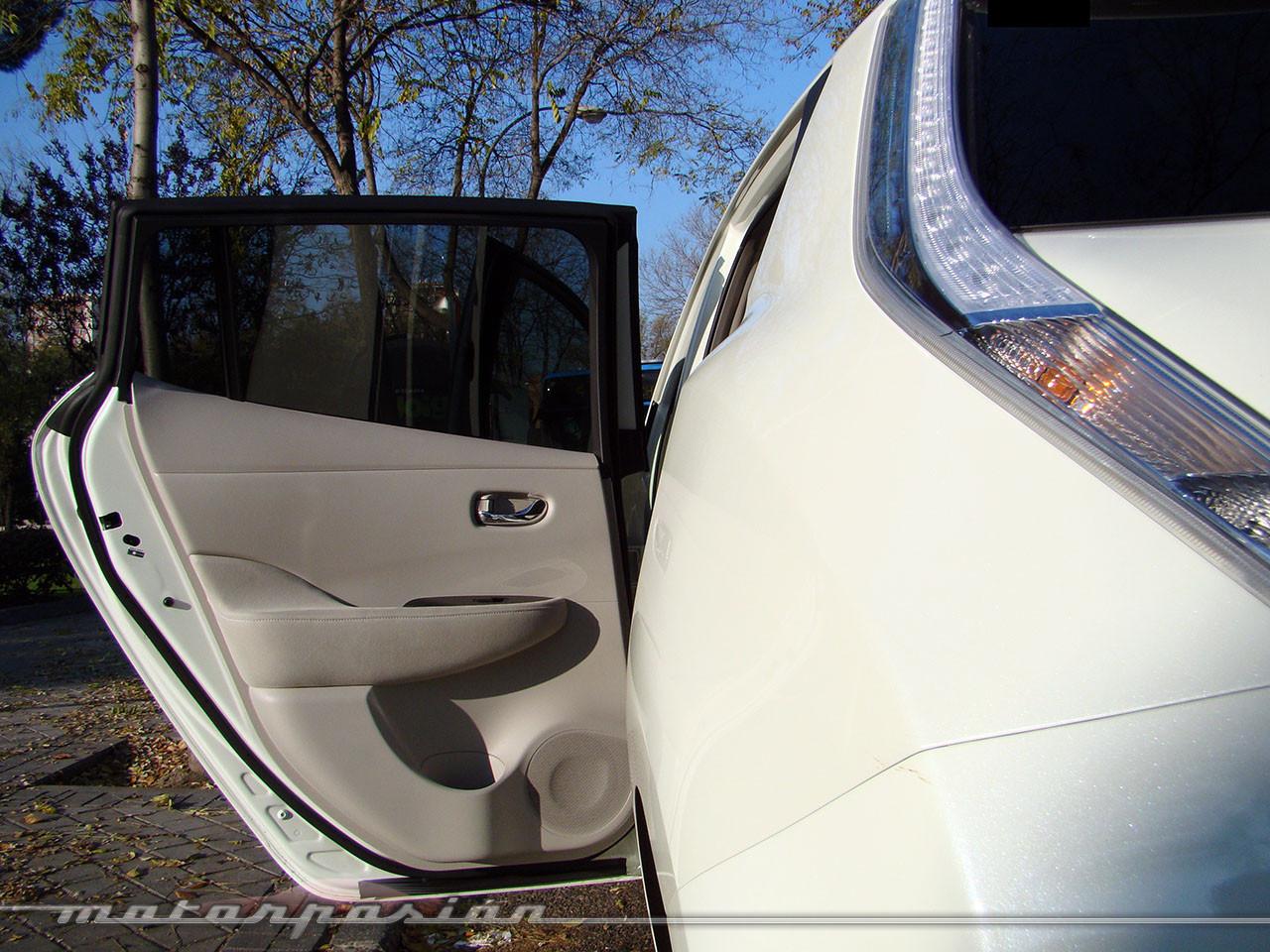 Foto de Nissan Leaf, prueba (18/27)