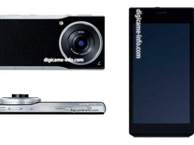 DMC-CM10, el híbrido entre cámara y smartphone de Panasonic tendrá una segunda generación