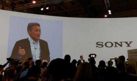 Kaz Hirai asegura que la división de móviles de Sony no está en venta
