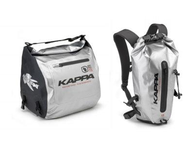 Bolsas impermeables Kappa WA407 y WA408
