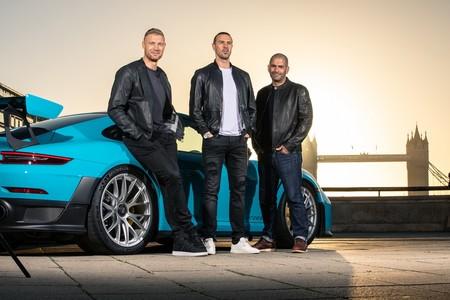 Nuevos presentadores Top Gear 2