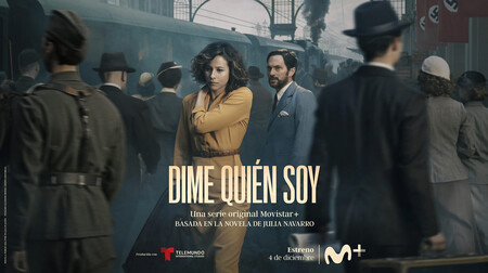 'Dime quién soy': Movistar cierra la historia de Amelia Garayoa manteniendo las virtudes y defectos de la serie