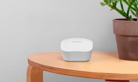 Amazon te deja ahora su router eero para redes WiFi en malla por 27 euros menos a 82 euros